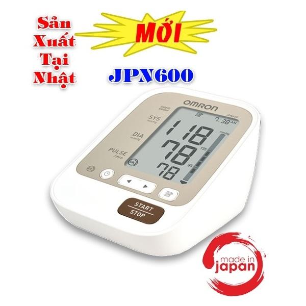 Máy đo huyết áp bắp tay JPN600